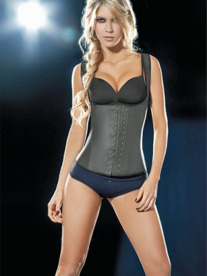 Ann Chery Latex Girdle Vest Body Shaper 1